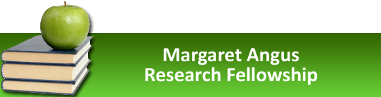 Margaret Angus Research Fellowship