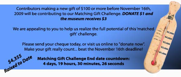 Matching Gift Challenge Information