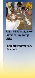 Summer Day Camp Banner